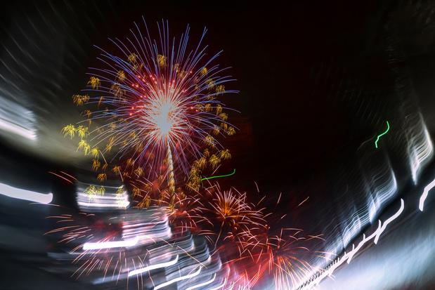 Niet knallen, maar shinen: Brussel vervangt vuurwerk op oudejaarsavond door lasershow
