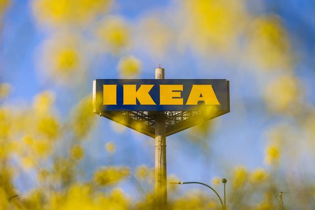 Vakbond: 'Ikea weigert sociaal overleg over tijdelijke werkloosheid'