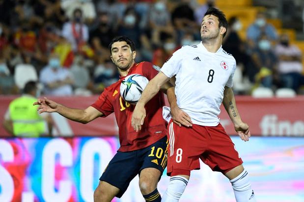Qualifications mondial 2022: L'Espagne, la Pologne et l'Allemagne empilent les buts
