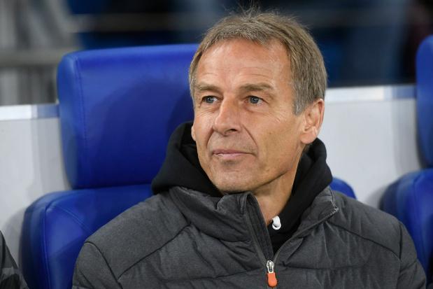 Grote imagoschade voor Klinsmann na ontslag bij Hertha Berlijn
