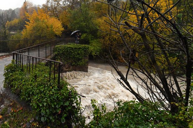 L'alerte rouge pluie-inondation levée dans le Var et les Alpes-Maritimes