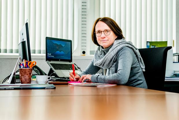 Roos Peeters, Verpakkingscentrum Universiteit Hasselt