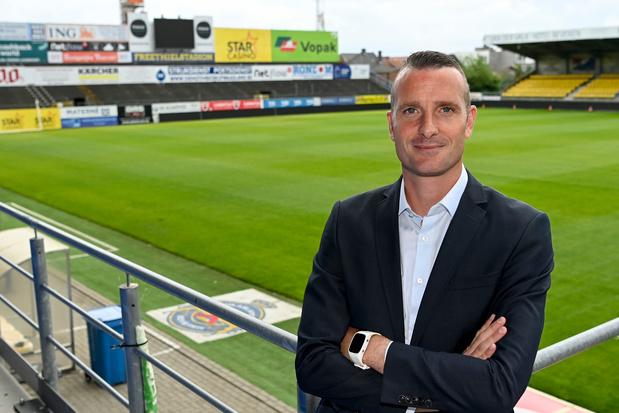Nicky Hayen nieuwe coach van Waasland-Beveren
