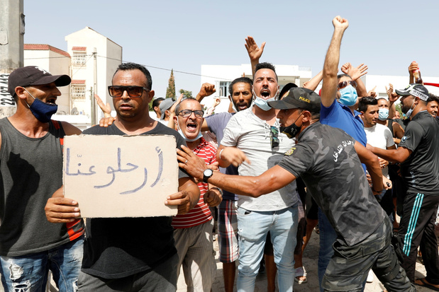 Washington roept op om democratische vooruitgang in Tunesië niet te 'verkwanselen'