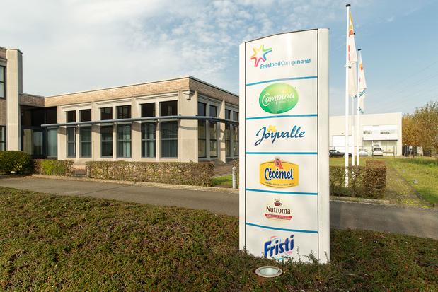 FrieslandCampina veut fermer son site de Genk, 211 emplois impactés