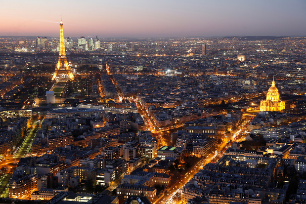 """Paris se déclare en """"état d'urgence climatique"""""""