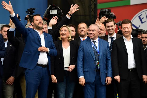 Élections européennes : une extrême droite plus forte et moins désunie