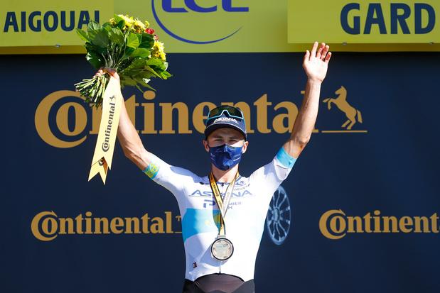 Trêve dans les Cévennes, Lutsenko vainqueur de la 6e étape du Tour de France