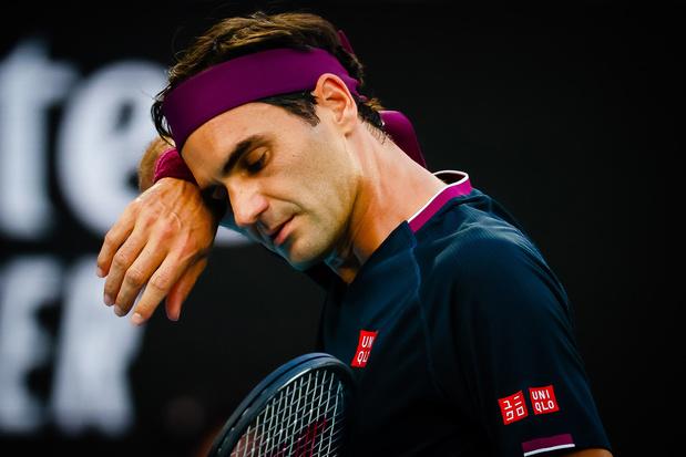 Roger Federer over comeback en toekomst: 'Knie bepaalt hoelang ik nog tennis'