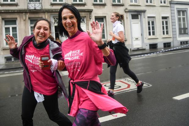 Race for the Cure: Une première course à pied digital pour soutenir la lutte contre le cancer du sein