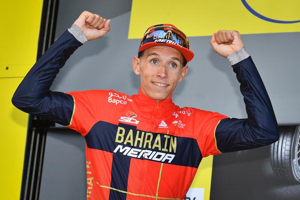 Revivez le splendide exploit du Belge Dylan Teuns, qui a remporté la 6e étape du Tour (vidéos)