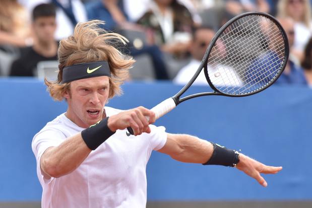 US Open: L'Allemand Alexander Zverev qualifié pour sa deuxième demi-finale en Grand Chelem