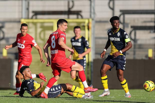 Le Standard renverse l'AS Monaco, le Club Bruges domine Deinze