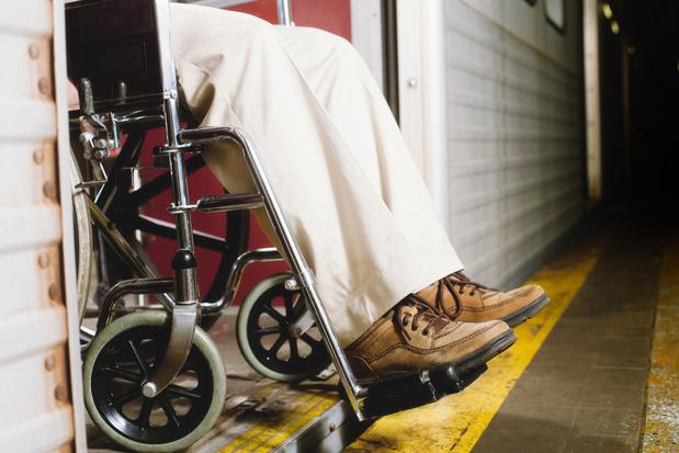 Les nouveaux wagons de la SNCB pas adaptés aux personnes à mobilité réduite
