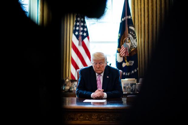 Les coulisses des derniers moments de Trump au pouvoir: révélations et propos extrêmes