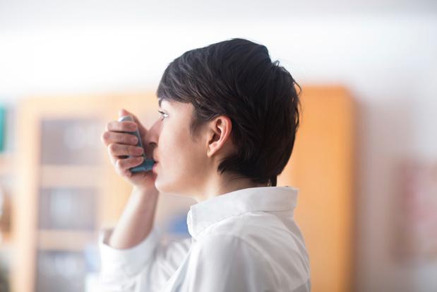 Un taux de fer plus élevé dans les poumons aggrave l'asthme