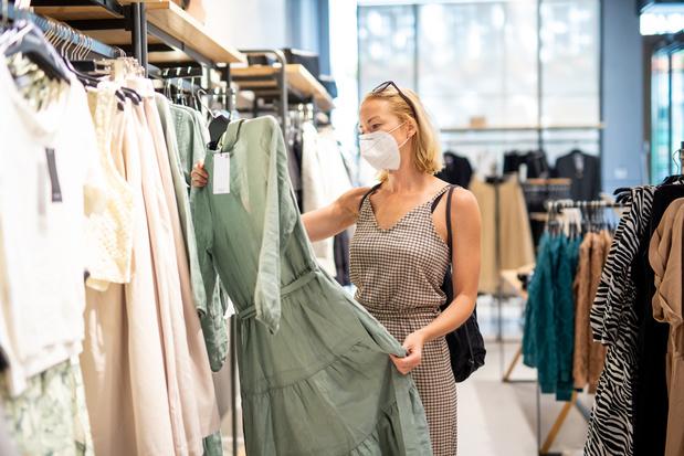 Winkelen op afspraak: 'Tot 85 procent minder omzet'