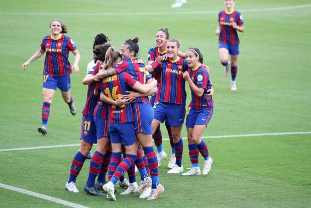 Domineert Spanje binnenkort het vrouwenvoetbal?