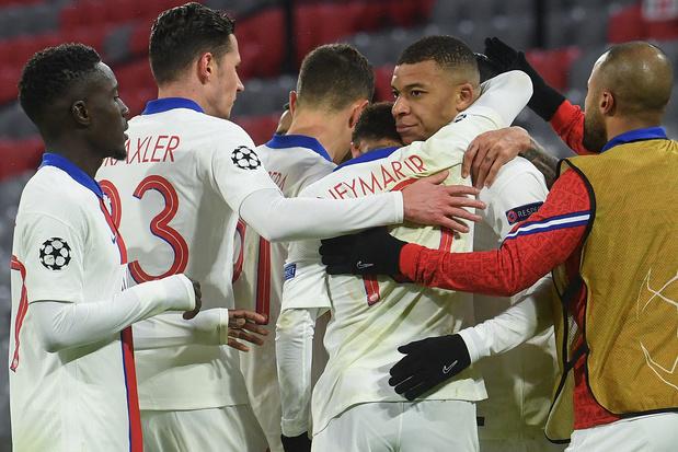 Ligue des Champions: le PSG s'impose au Bayern, Chelsea bat Porto