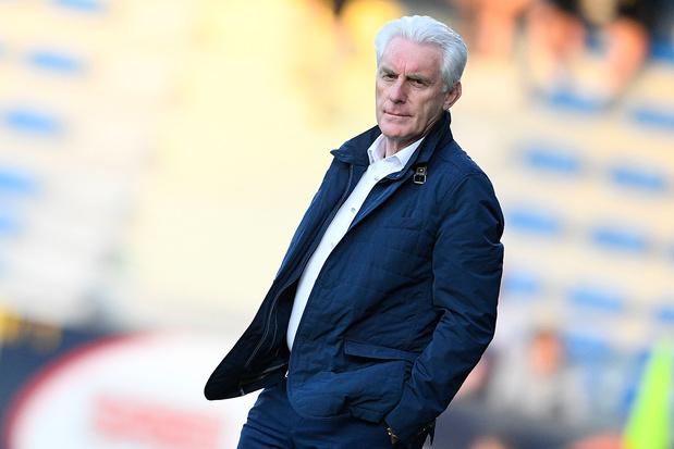 Hugo Broos nouvel entraîneur de l'Afrique du Sud