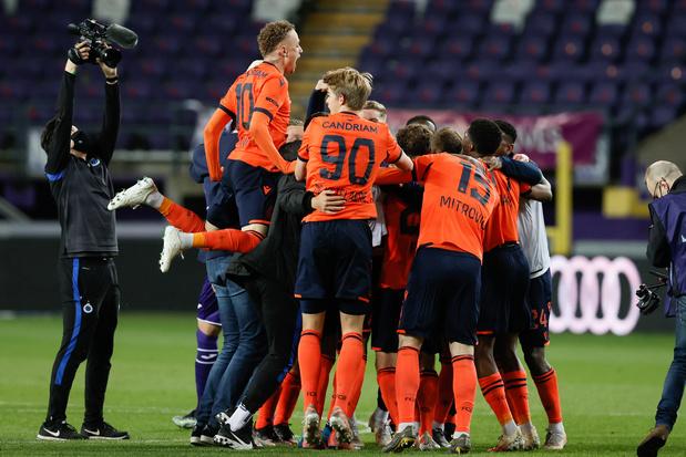 Kampioen Club Brugge mag zondag 500 supporters toelaten in stadion