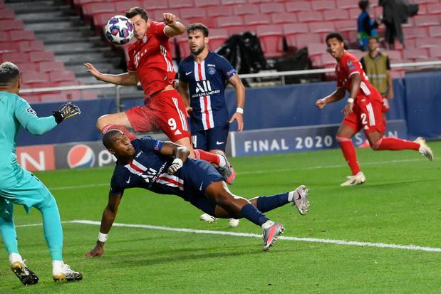 Ligue des Champions: Bayern-PSG en tête d'affiche, le tirage au sort complet