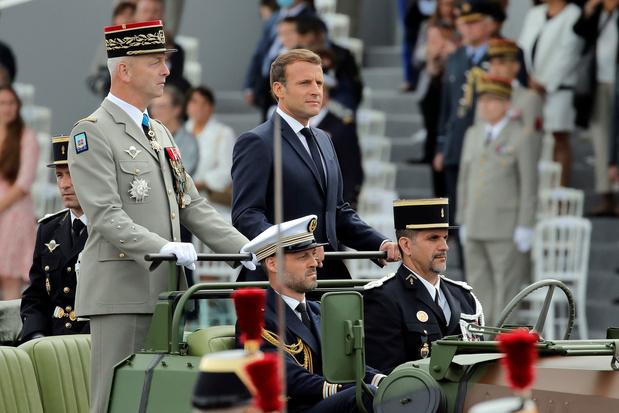 Frankrijk: sancties tegen 18 militairen na 'oproep tot verzet'