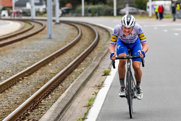 Yves Lampaert wint zevende etappe in Ronde van Groot-Brittannië