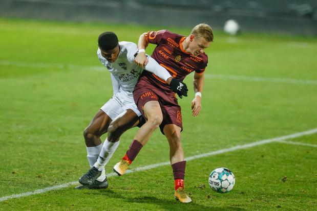 Eupen en KV Mechelen delen punten aan Kehrweg: 1-1