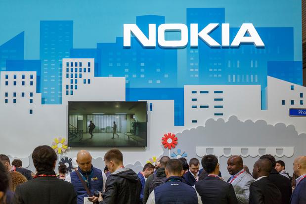 Vaste plan de réduction des coûts chez Nokia: 86 emplois menacés en Belgique