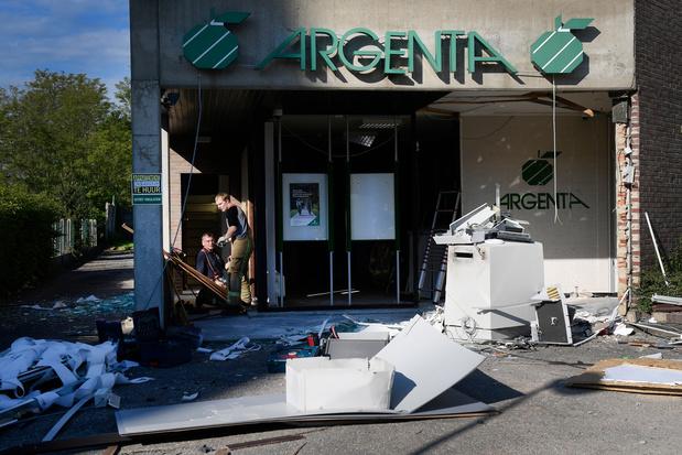 Argenta ferme ses distributeurs automatiques de billets pour une durée indéterminée