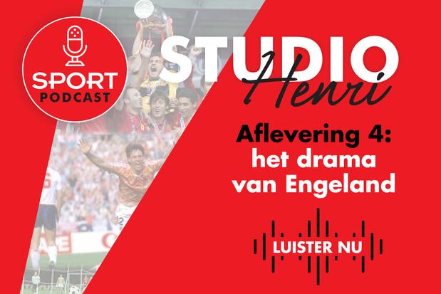 Zo ging het drama van Engeland: beluister de EK-podcast Studio Henri