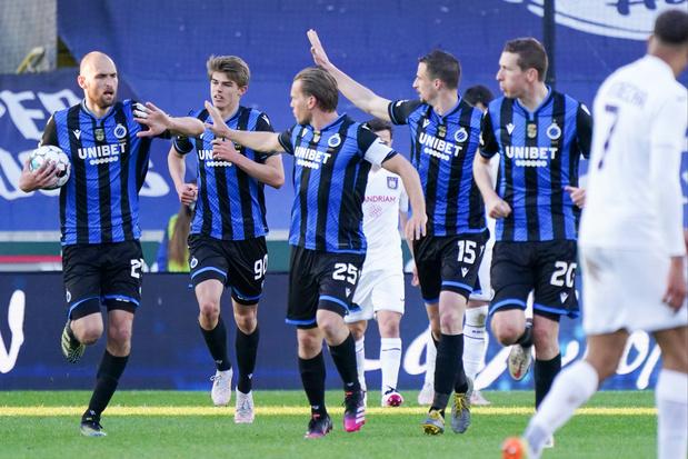 Het rapport van Club Brugge: wie waren de uitblinkers dit seizoen?