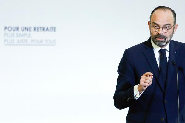 Fin des régimes spéciaux, âge d'équilibre à 64 ans... que contient la réforme française des retraites?
