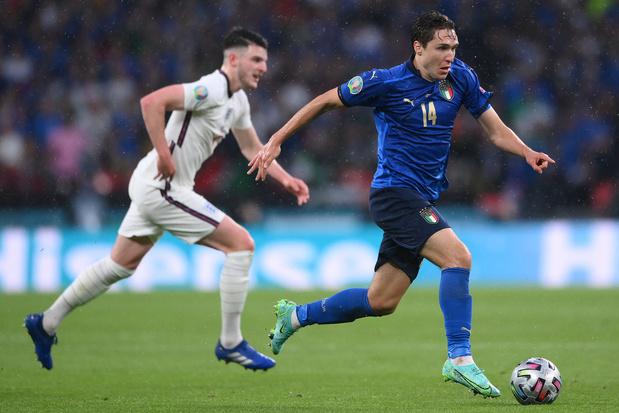 EURO 2021: 5 choses que vous ne saviez (peut-être) pas sur Federico Chiesa