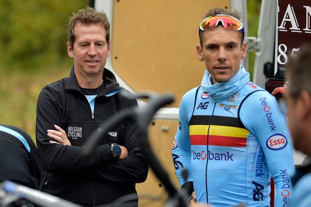 Rik Verbrugghe vanaf komend seizoen sportief manager bij ploeg Chris Froome