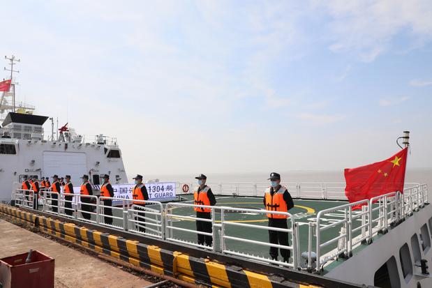 Face à la montée en puissance de la marine chinoise dans le Pacifique, d'autres forces navales s'y déploient
