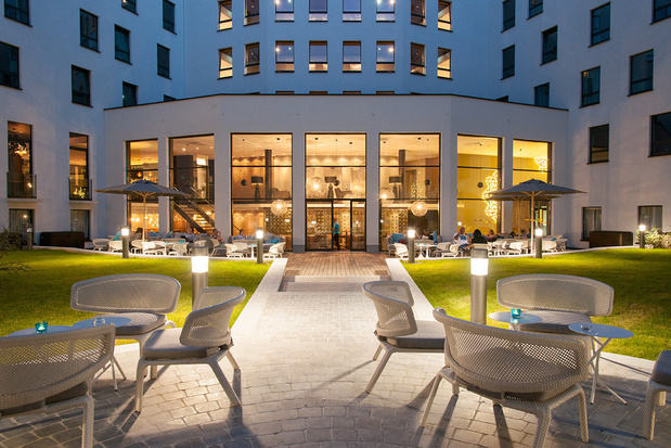 Designhotelketen Motel One opent de deuren in Antwerpen