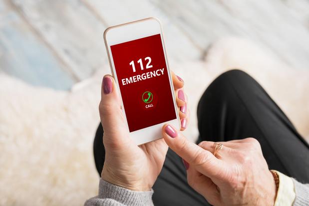 112 BE : une application mobile pour appeler les secours