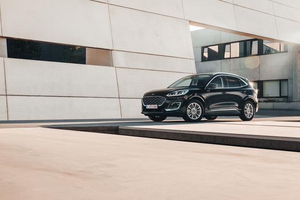 Ford Kuga hybride rechargeable: son autonomie électrique au banc d'essai