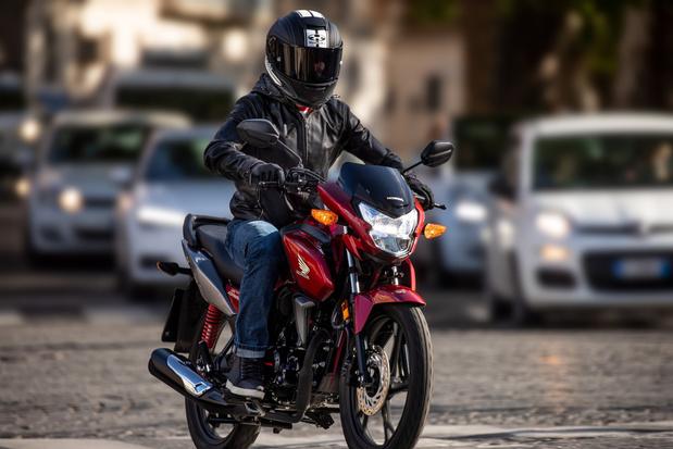 Honda CB125F: 750 km avec un plein