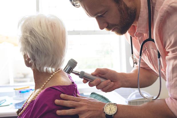 Verband resectiemarges plaatselijk melanoom en overleving