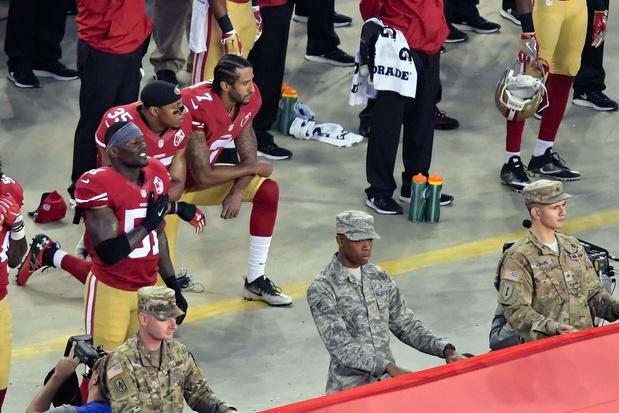 Donatie van NFL-club San Francisco 49ers valt verkeerd