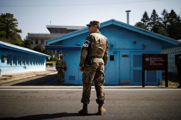 La DMZ coréenne, dernière frontière de la Guerre froide