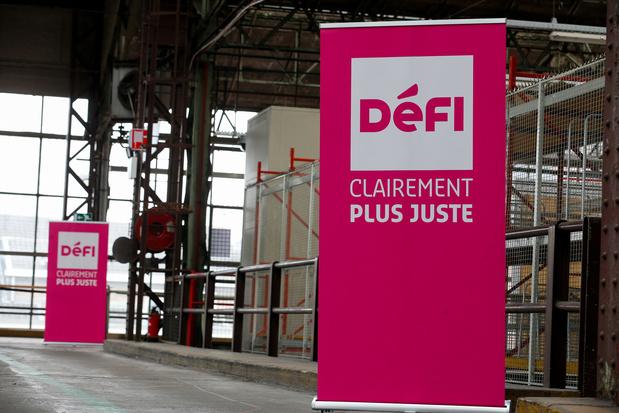 DéFI s'est choisi des présidents pour Bruxelles, la Wallonie et la périphérie
