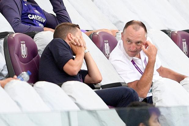 Revue de presse: le boss d'Anderlecht accepte de parler avec les fans, Waasland super-contaminé