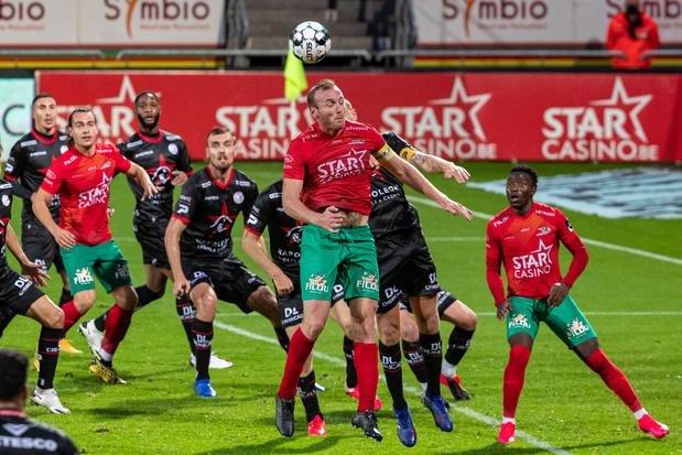 Jupiler Pro League: Ostende a donné un coup de massue à ZulteWaregem