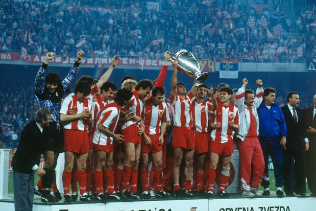 Rode Ster CL-kampioen in 1991: hoe verging het hen daarna?