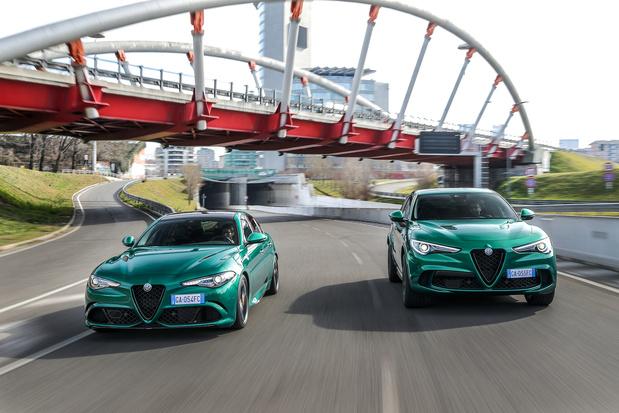 Alfa Romeo verfijnt Quadrifoglio gamma
