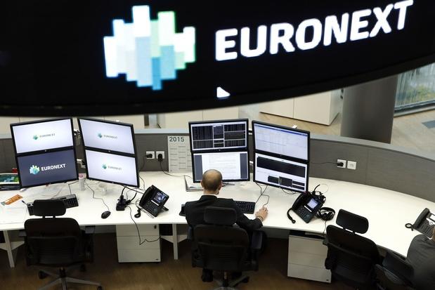 Handel op Euronext hervat na technische storing